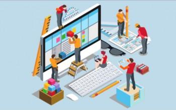 Création de site internet - Solution web
